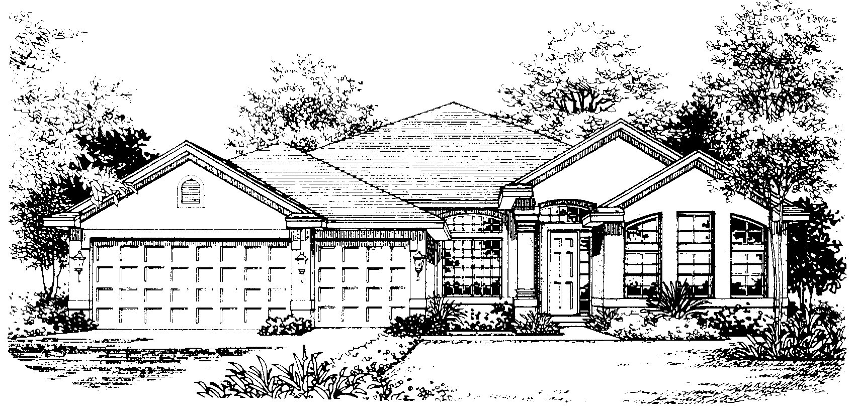 Front elevation cad design joy studio design gallery for Exterior house drawing